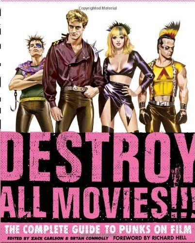 Destroy All Movies