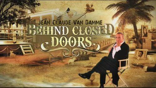 Jean-Claude Van Damme Behind Closed Doors