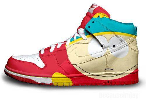 cartman sneaker