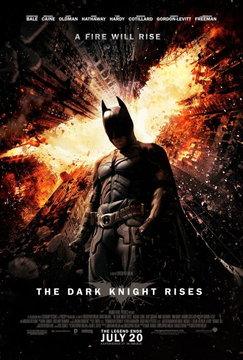 the dark knight rises poster 3